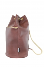 Chestnut Mini Duffel Bag